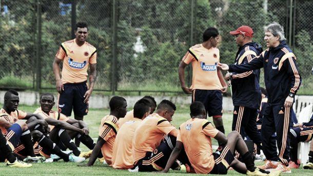 La Selección Sub-20 se prepara para el Sudamericano