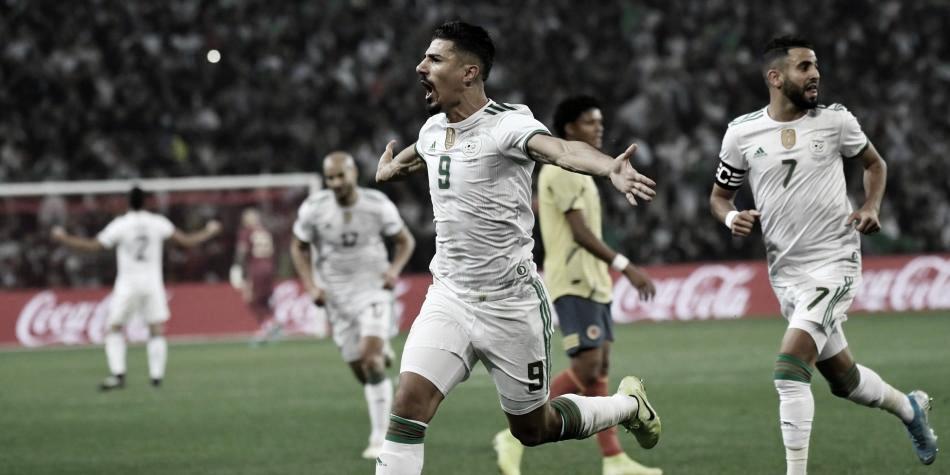 La Selección Colombia y un horrible partido ante Argelia
