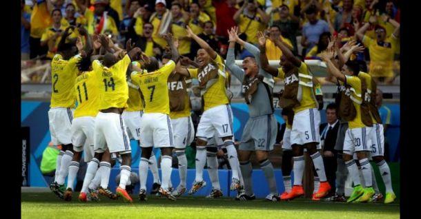 Colombia conservó la cuarta posición en la clasificación de la FIFA