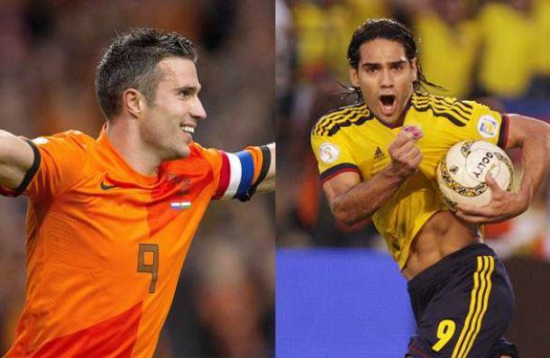Colombia - Holanda, así lo vivimos