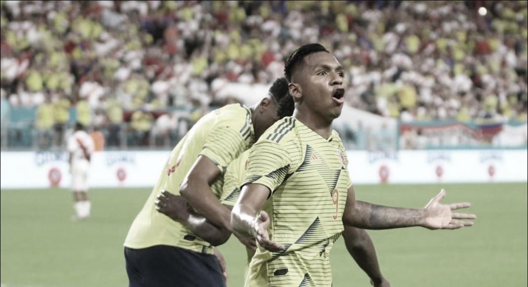 La Selección Colombia triunfó en la penúltima jornada de amistosos