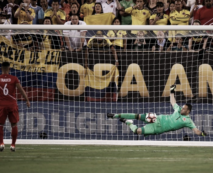 Nos pênaltis, Colômbia vence Peru e está na semifinal da Copa América