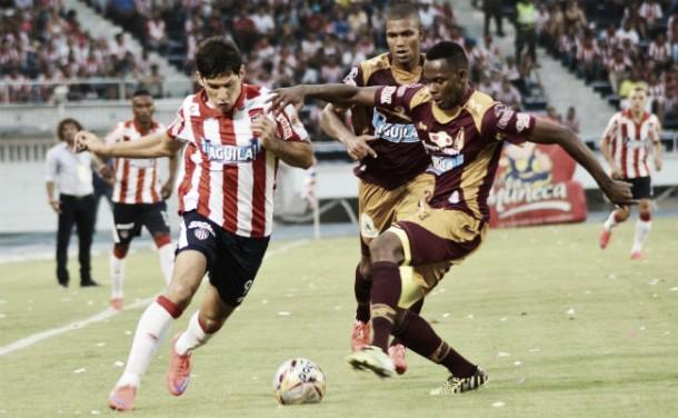 Tolima – Junior: el visitante quiere sacar ventaja en el partido de ida