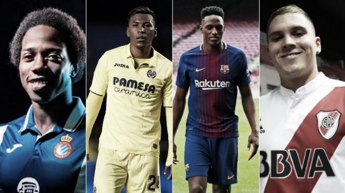 El jugador colombiano, un producto en constante exportación