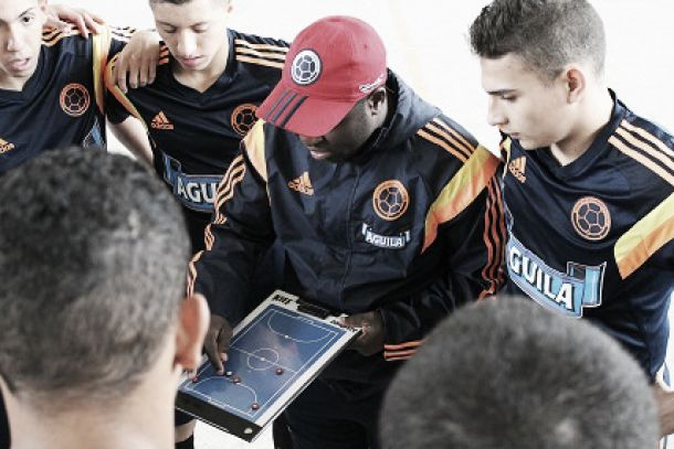 Selección Colombia Sub-20 de futsal lista para conquistar el título Sudamericano