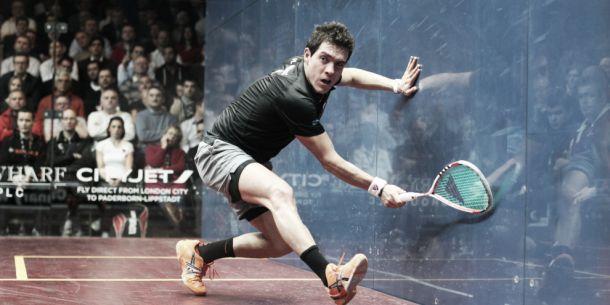 Miguel Ángel da el Título Internacional de Squash aColombia