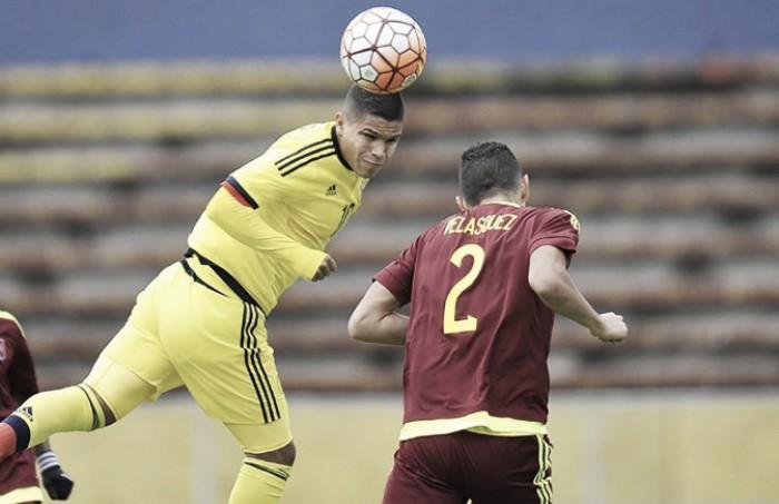 Empate para la Vinotinto Sub-20 en inicio de Hexagonal Final