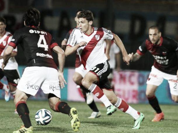 River Plate - Colón: uno piensa en la Copa, el otro en sumar