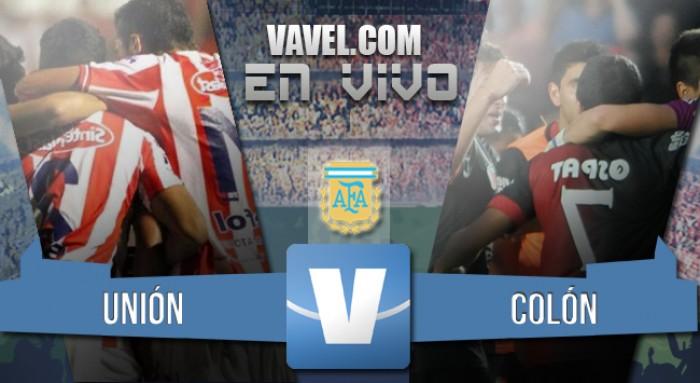 Resultado: Unión - Colón en el Clásico Santafesino 2016 (1-0)