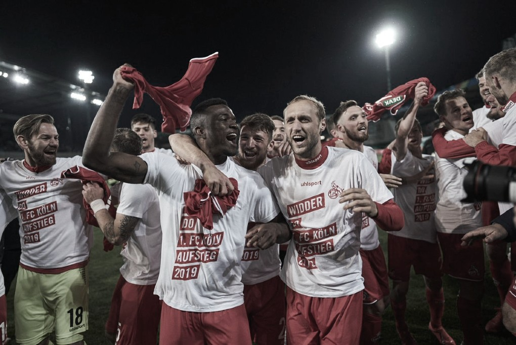 Já conhece quem subiu? FC Köln: tricampeão da Bundesliga busca se reafirmar