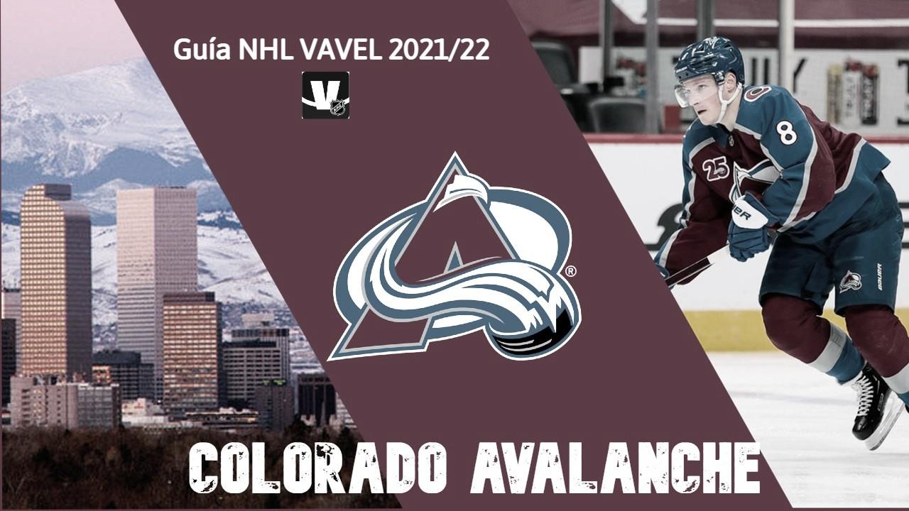 Guía VAVEL Colorado Avalanche 2021/22: ganar es el objetivo