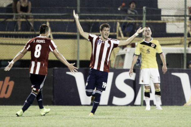 Colombia Cayó 4 – 0 ante Paraguay en el Hexagonal Final del Sudamericano Sub-17