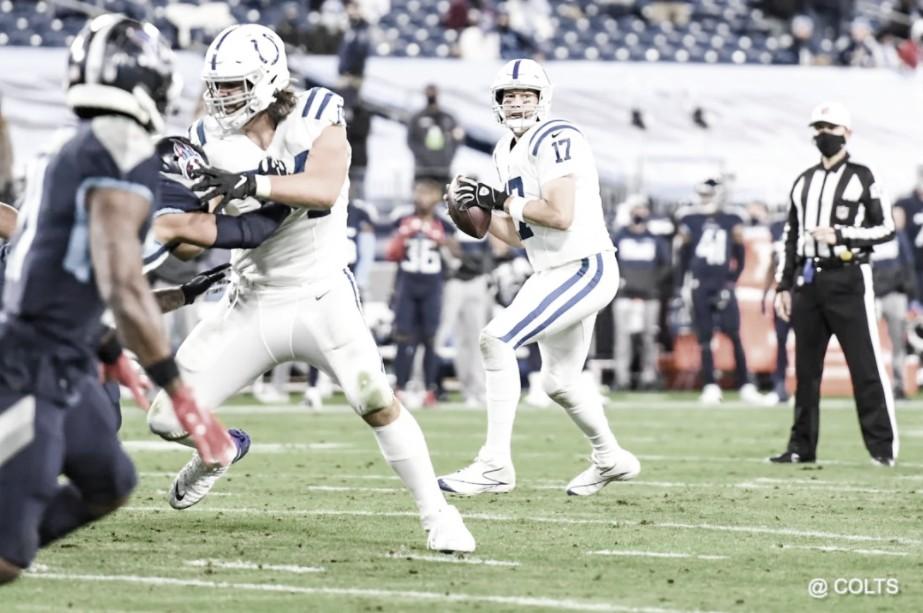 Foto: Divulgação/Indianapolis Colts