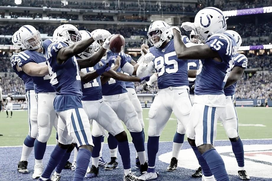 Los Colts mandan en su casa, victoria ante Falcons