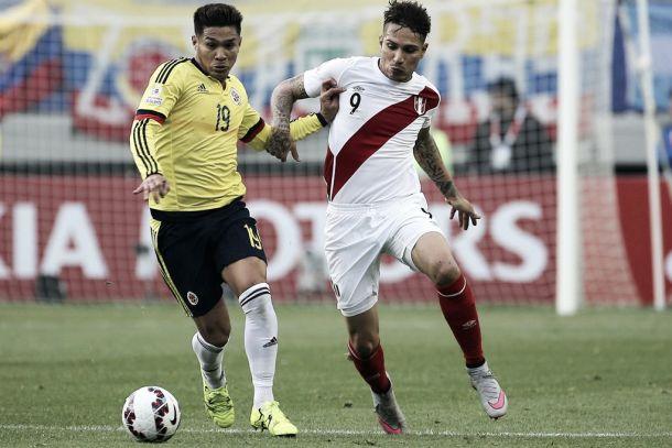 Así llegan las selecciones de Colombia y Perú al Metropolitano