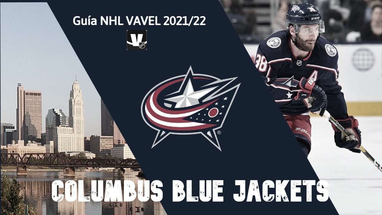 Guía VAVEL Columbus Blue Jackets 2021/22: aires de cambio