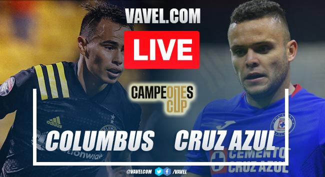 Goals and Highlights: Columbus Crew 2-0 Cruz Azul in Campeones Cup 2021