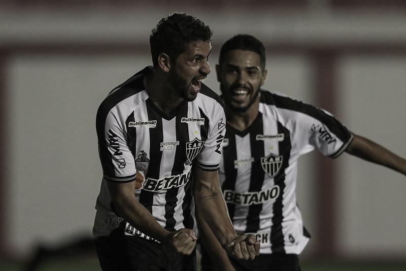 Gabriel garante vitória do Atlético-MG Tombense fora de casa