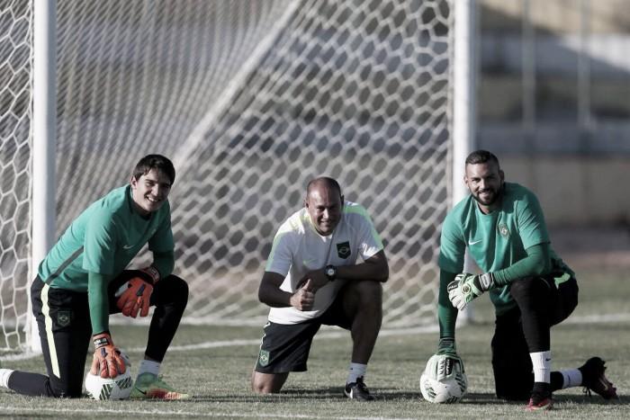 Ex-Chapecoense e Seleção, Rogério Maia é o novo preparador de goleiros do Flamengo
