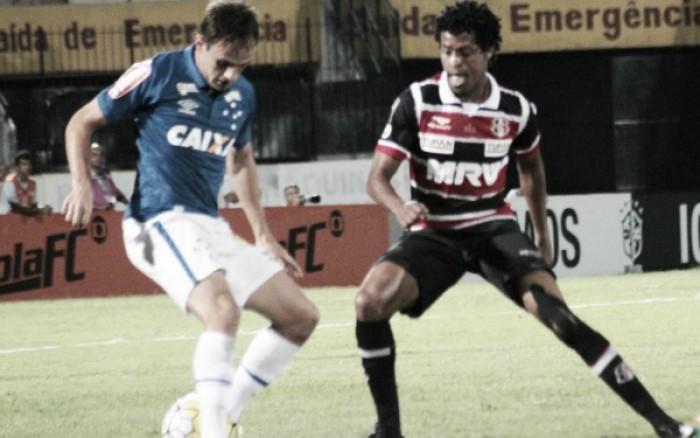 Embalado por série positiva, Cruzeiro encara desesperado Santa Cruz em duelo direto contra Z-4