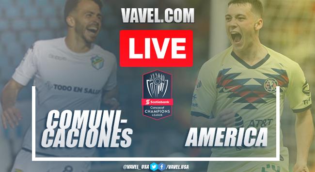 Highlights and goals: Comunicaciones 1-1 América, 2020 CONCACAF Champions League