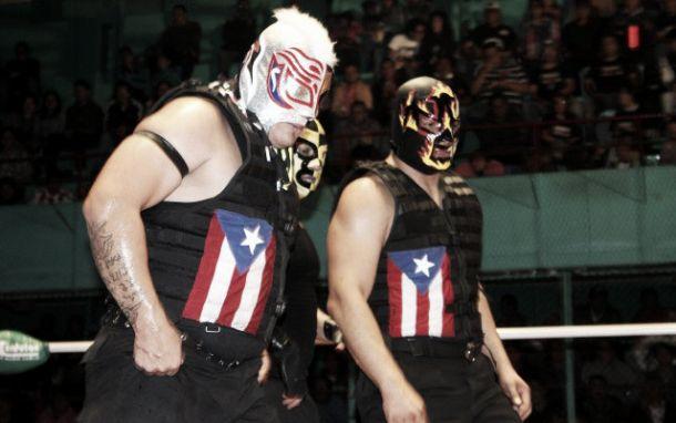 El nuevo 'Comando Boricua' quiere arrasar en el CMLL