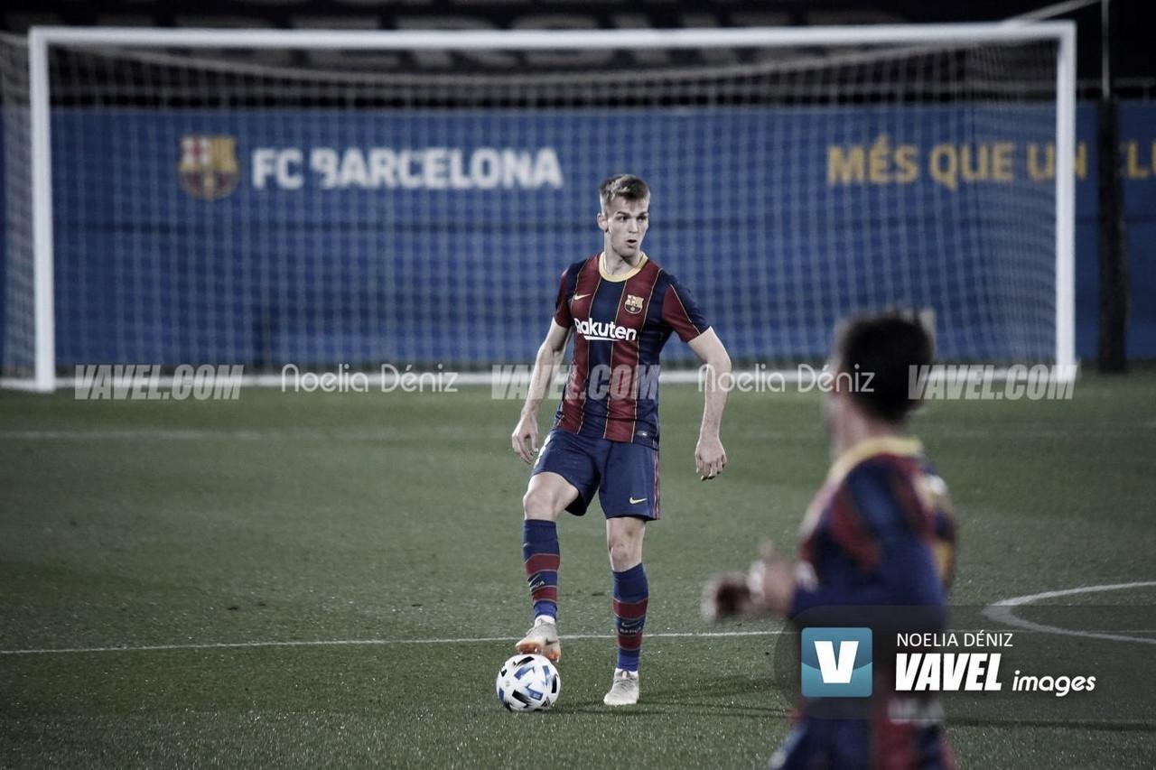 Resumen Barça B 4-2 Llagostera en Segunda B