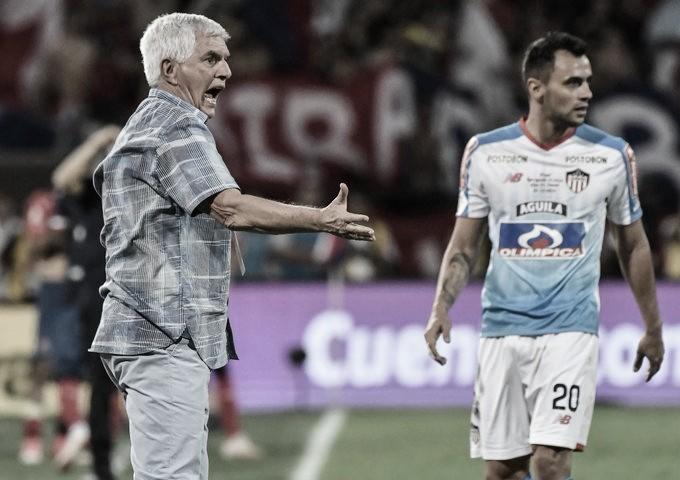 """Julio Comesaña: """"Jugamos bien pero Deportivo Cali ganó la serie"""""""