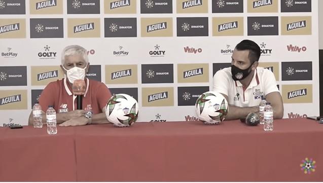 """Sebastián Viera: """"No nos podemos desesperar por estar un gol abajo"""""""