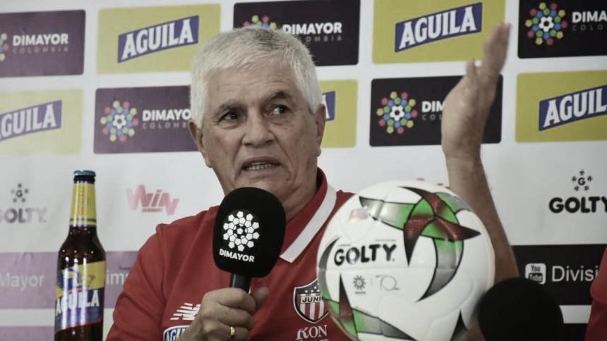 """Julio Comesaña: """"Nuestro rendimiento nos permite soñar"""""""