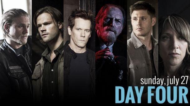 Comic-Con 2014: día 4, adiós a las series en San Diego