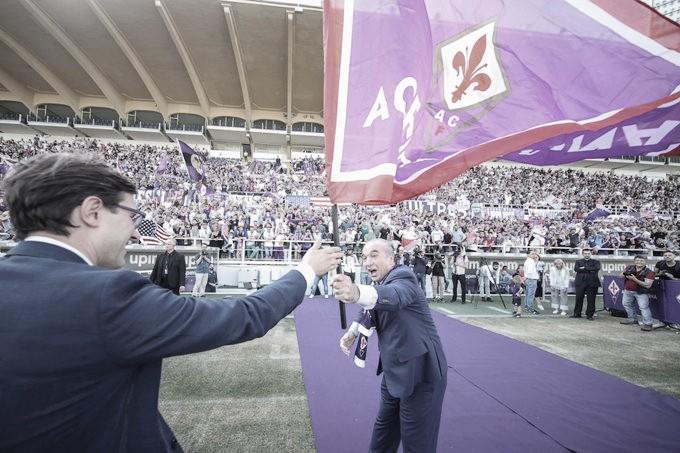 Passagem de bastão: era Della Valle acaba, e Rocco Comisso é o novo dono da Fiorentina