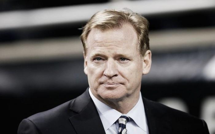 """Roger Goodell es dado por """"muerto"""" en la cuenta oficial de la NFL"""