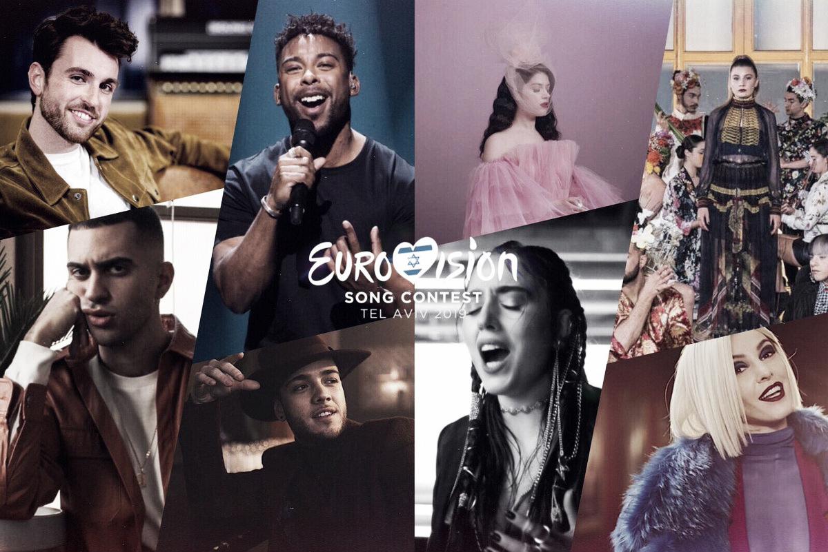 Eurovision 2019: 41 canciones que luchan por el micrófono de cristal