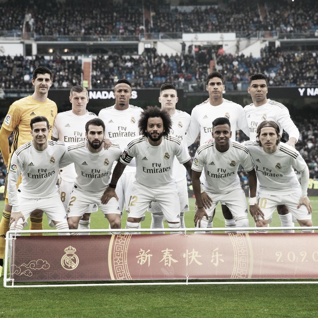 Puntuaciones del Real Madrid vs. Sevilla, jornada 20 de LaLiga Santander