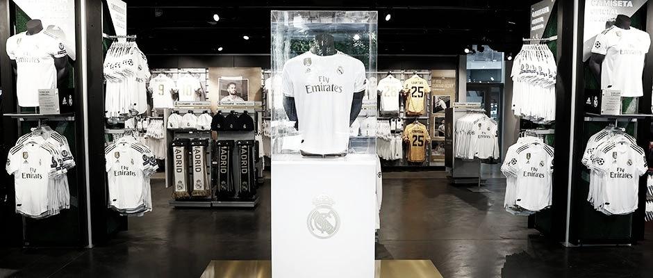 Filtradas las posibles camisetas del Real Madrid para la temporada 2020/21