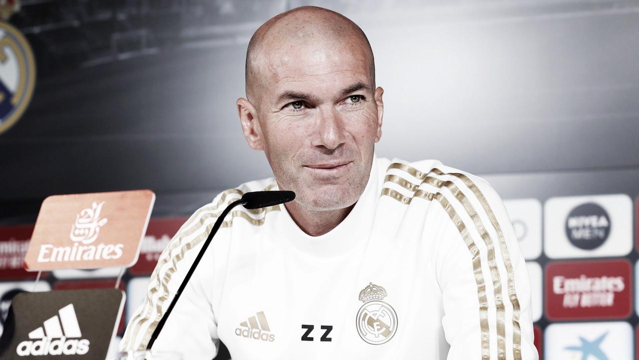 """Zidane: """"Siempre sufro aunque no se me note"""""""