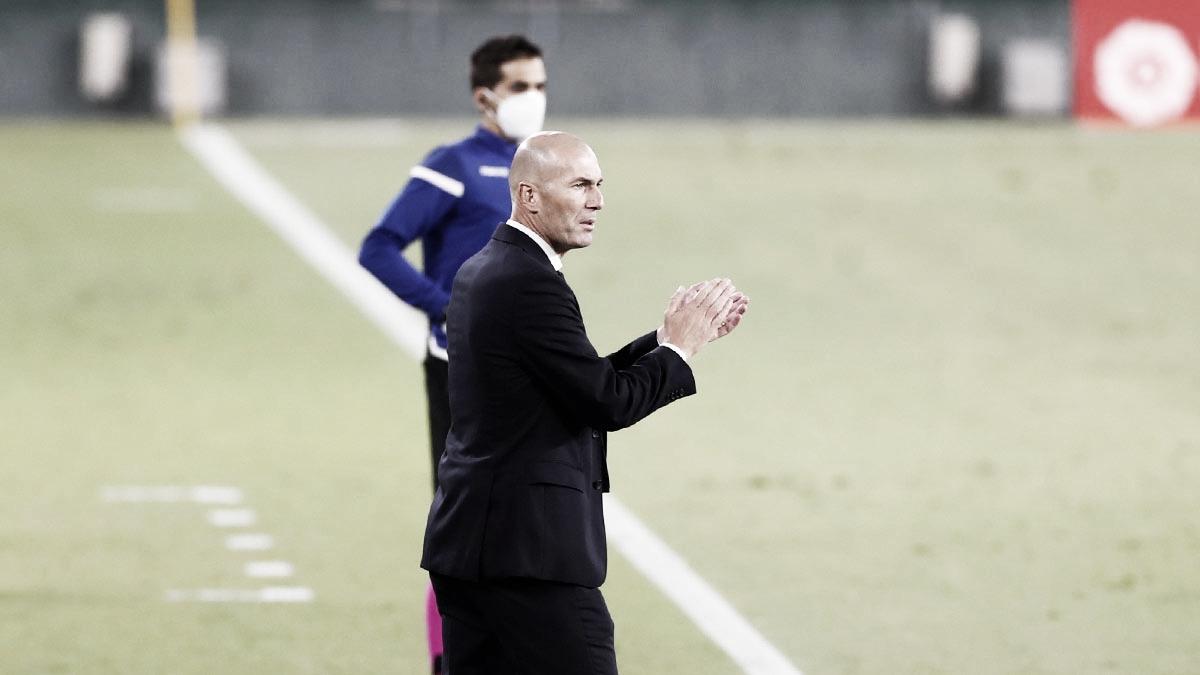 """Zidane: """"Veo a Hazard muy cerca de su 100%, está preparado"""""""