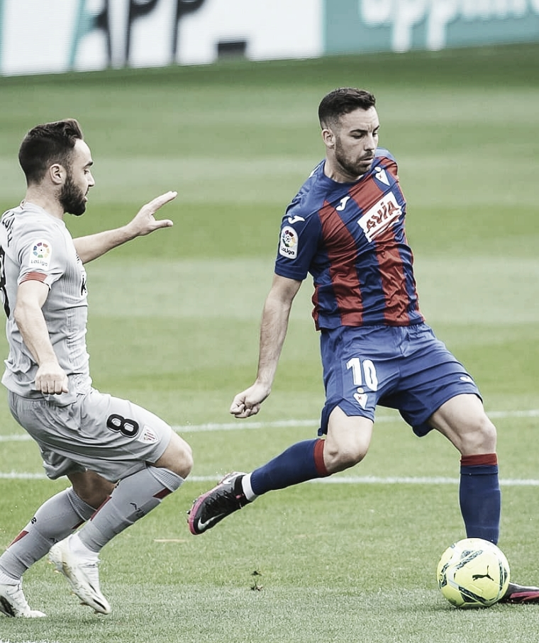 El Eibar suma una nueva derrota