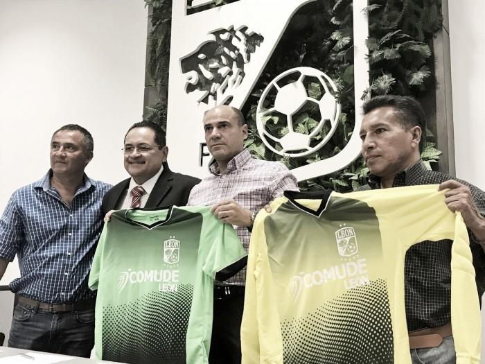 COMUDE y Club León unen fuerzas en pro del talento local