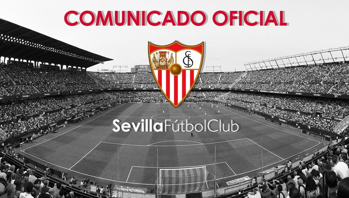 El Sevilla FC presenta un ERTE