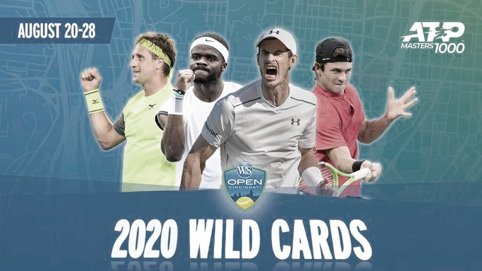 Andy Murray recibe invitación para el Masters 1000 de Cincinnati