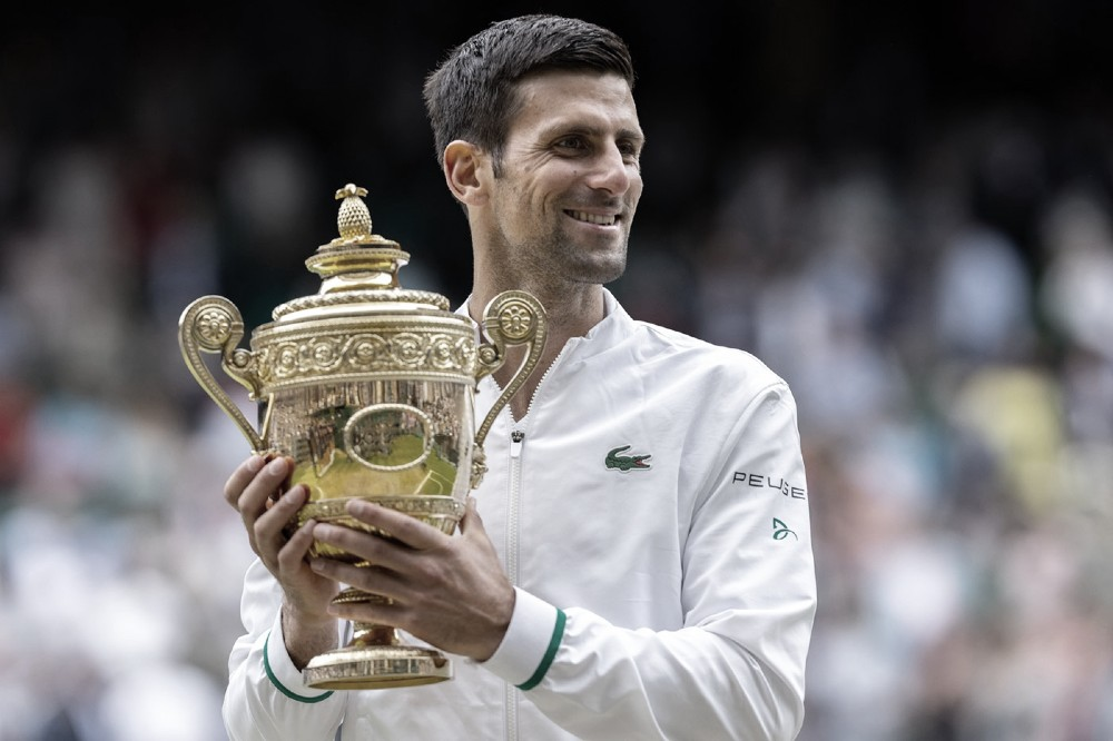 Novak Djokovic va a Tokio por el oro olímpico