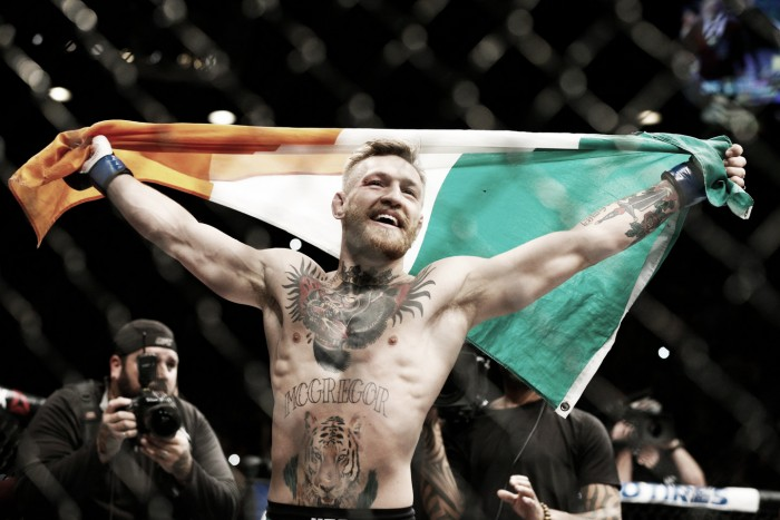 Is Conor McGregor heading to WWE?