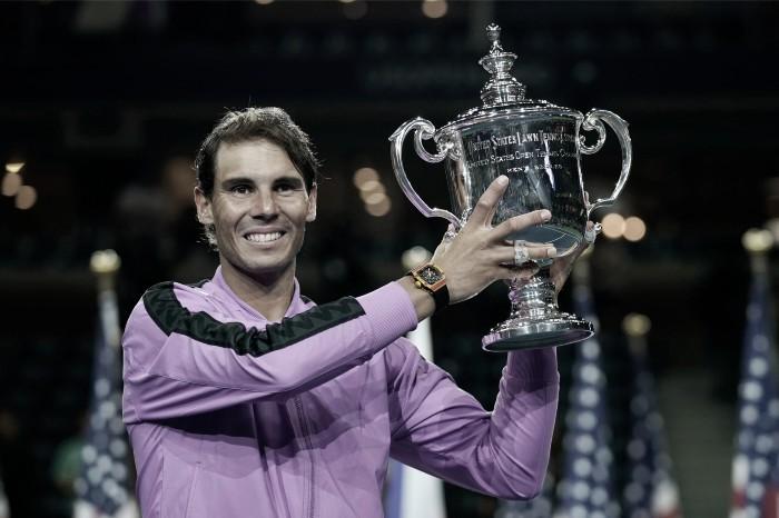 Nadal no defenderá su corona en el US Open por culpa delCovid-19