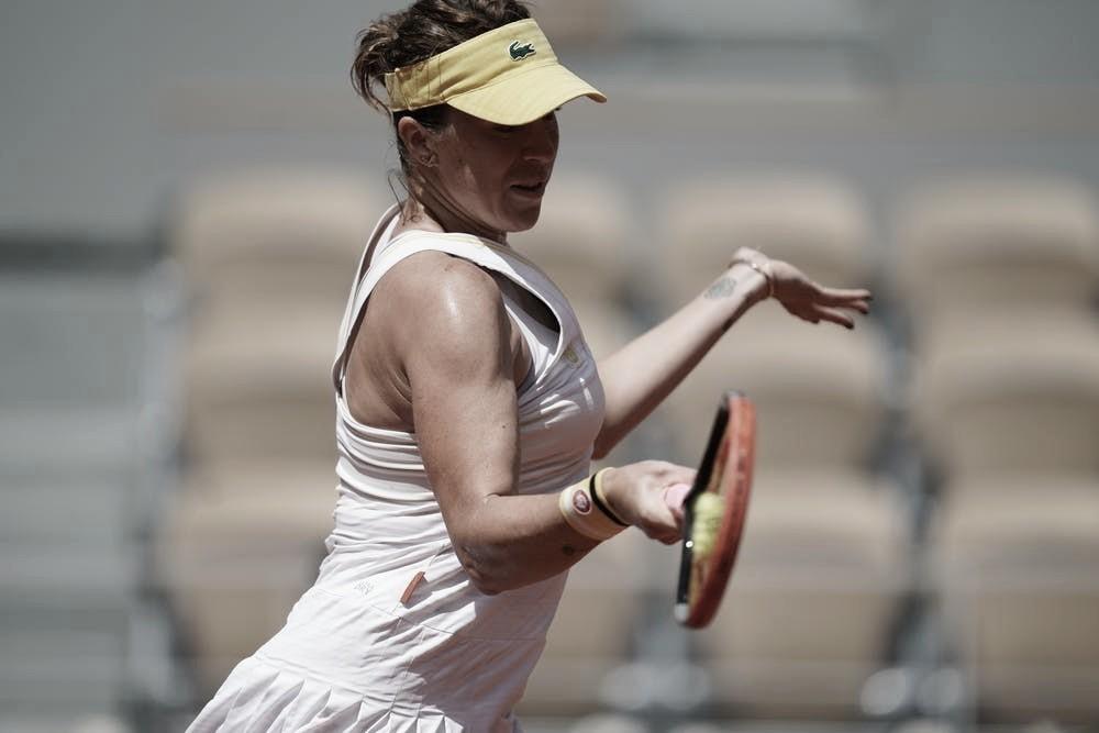 Pavlyuchenkova y Zidansek, a semifinales de Roland Garros