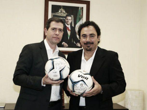 Hugo Sánchez se suma a la CONADE
