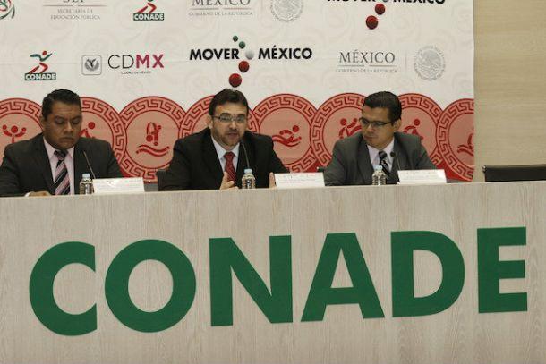 CONADE prepara el Congreso del Deporte de Alto Rendimiento