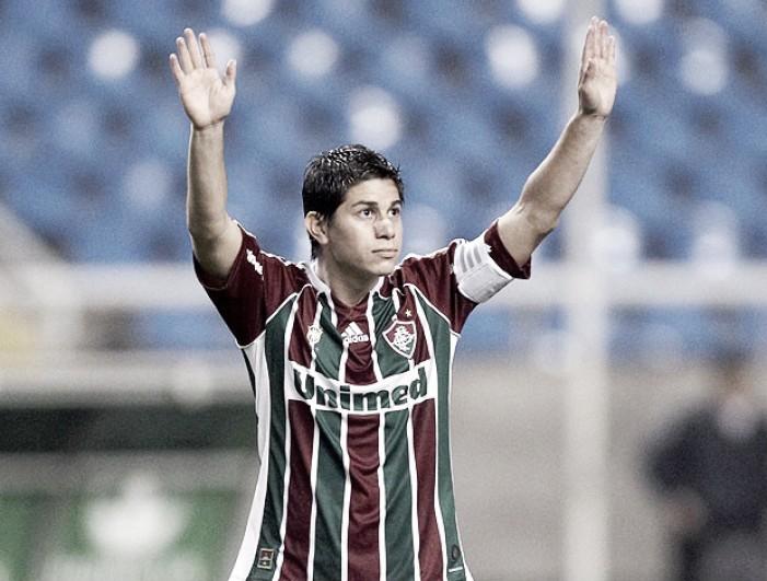 Em 2011, duelo entre Fluminense e Atlético-PR marcou a despedida de Conca; relembre