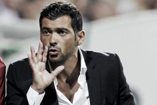 Sérgio Conceição defende-se dos comentários de Gomes da Silva